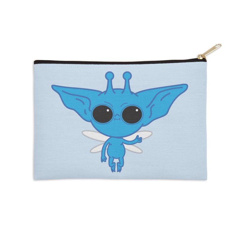Pixie Accessories Zip Pouch by Pepe Rodríguez