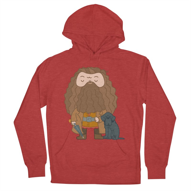 Hagrid Women's Pullover Hoody by Pepe Rodríguez