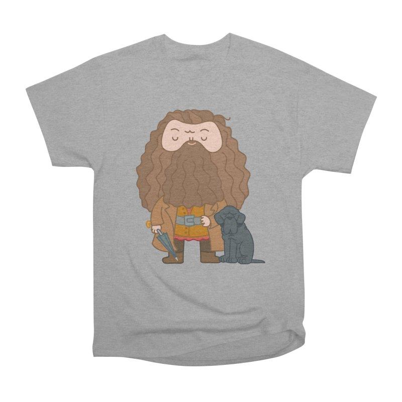 Hagrid Men's Heavyweight T-Shirt by Pepe Rodríguez