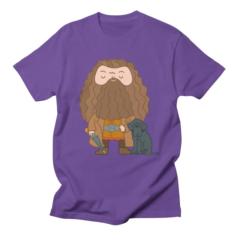 Hagrid Women's Regular Unisex T-Shirt by Pepe Rodríguez