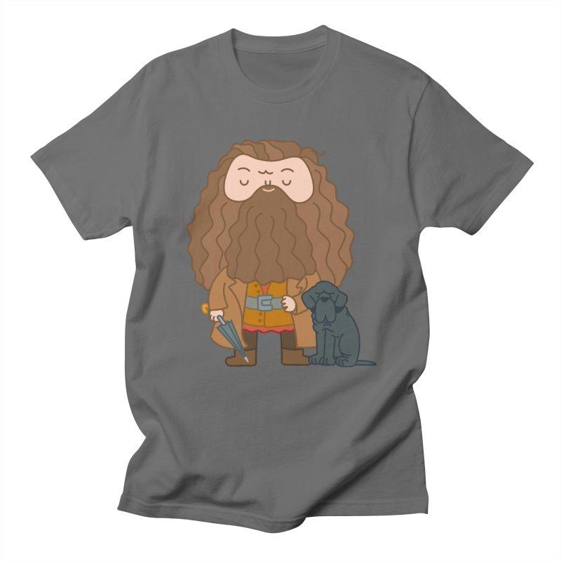 Hagrid Men's T-Shirt by Pepe Rodríguez