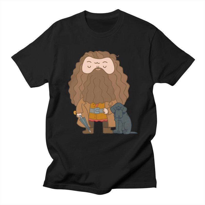 Hagrid Women's Regular Unisex T-Shirt by Pepe Rodríguez