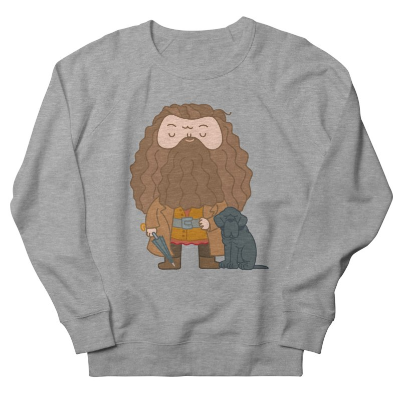 Hagrid Men's French Terry Sweatshirt by Pepe Rodríguez