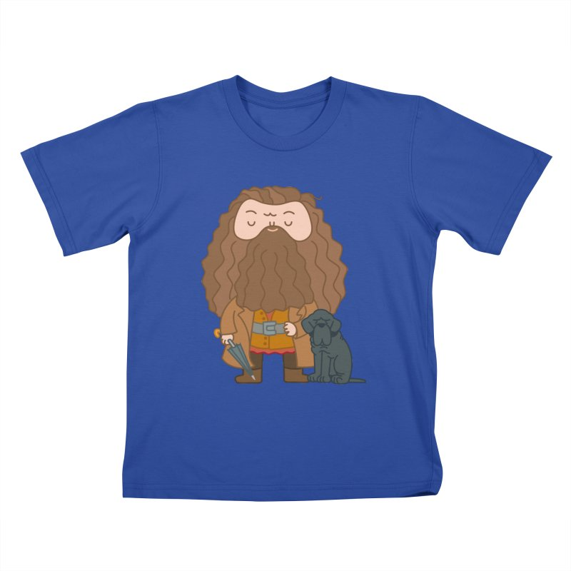 Hagrid Kids T-Shirt by Pepe Rodríguez