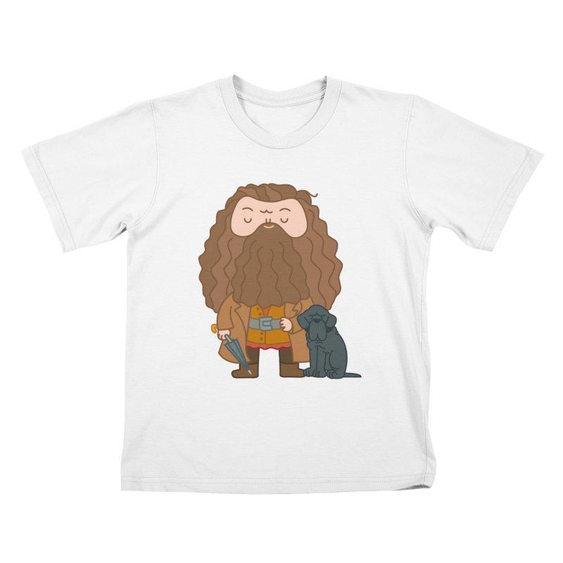 Hagrid Kids T-Shirt by Pepe Rodríguez
