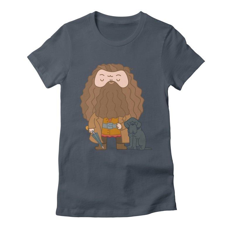 Hagrid Women's T-Shirt by Pepe Rodríguez