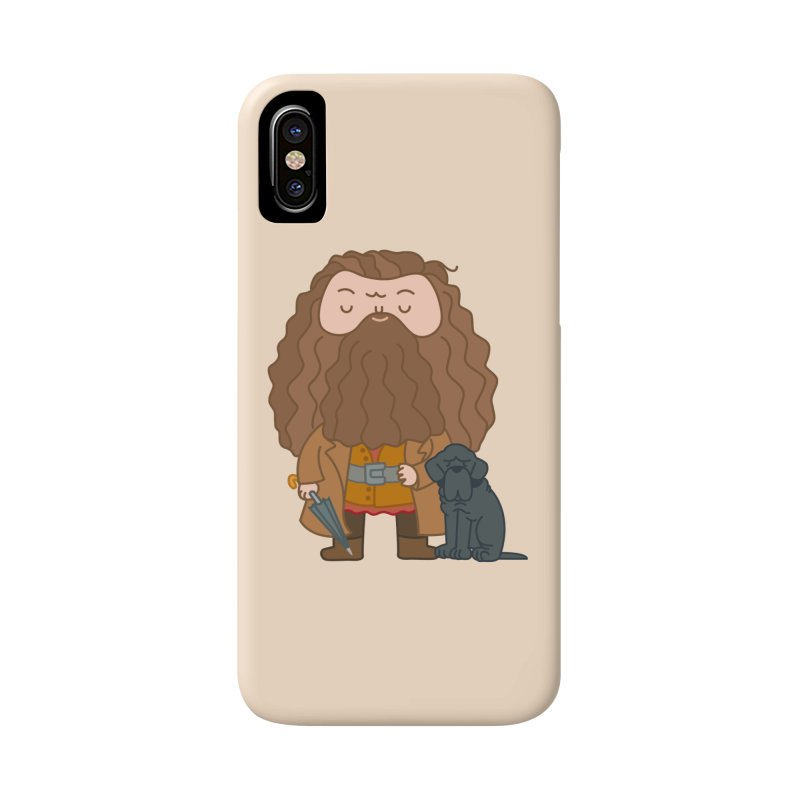 Hagrid Accessories Phone Case by Pepe Rodríguez