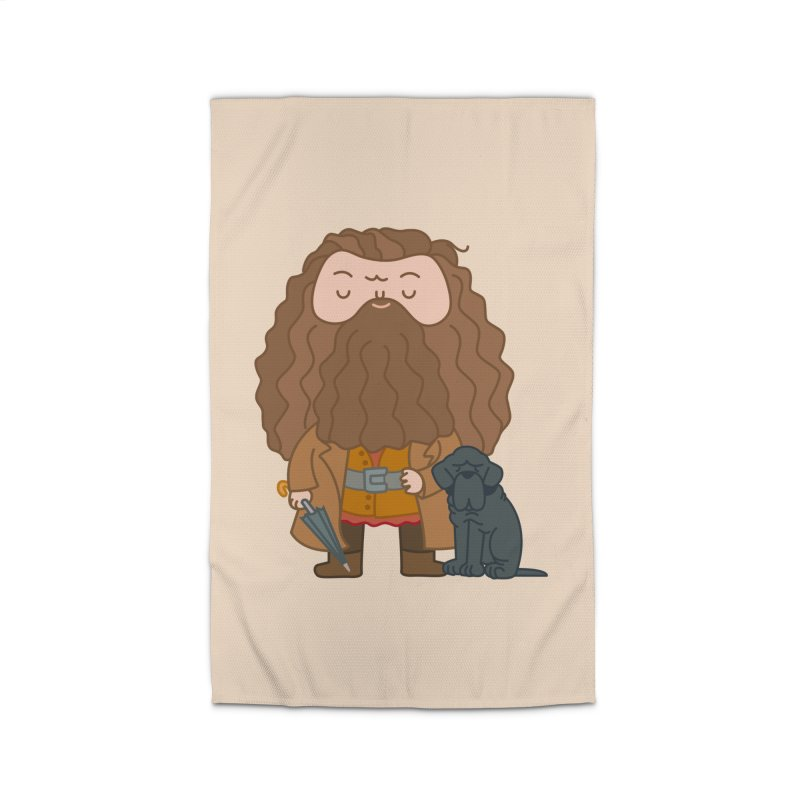 Hagrid Home Rug by Pepe Rodríguez