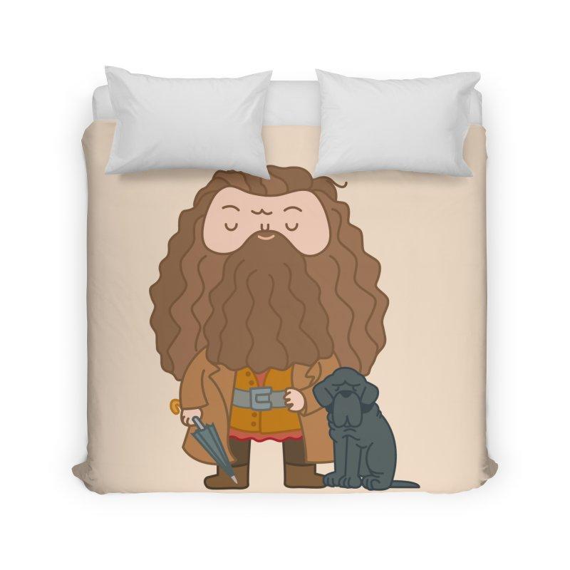 Hagrid Home Duvet by Pepe Rodríguez