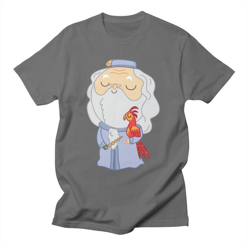 Albus Men's T-Shirt by Pepe Rodríguez