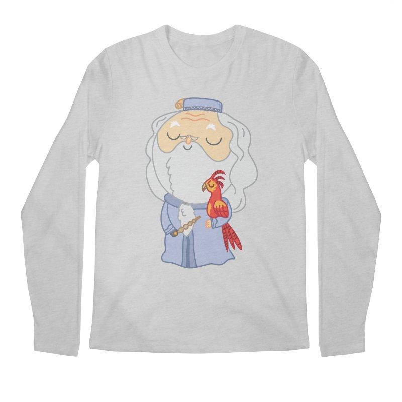 Albus Men's Regular Longsleeve T-Shirt by Pepe Rodríguez