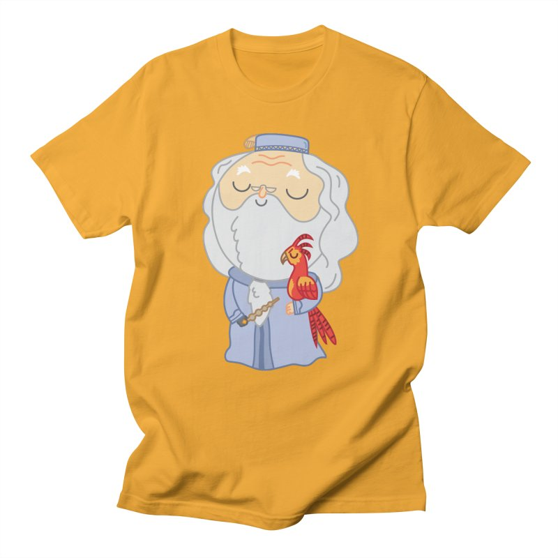 Albus Men's Regular T-Shirt by Pepe Rodríguez