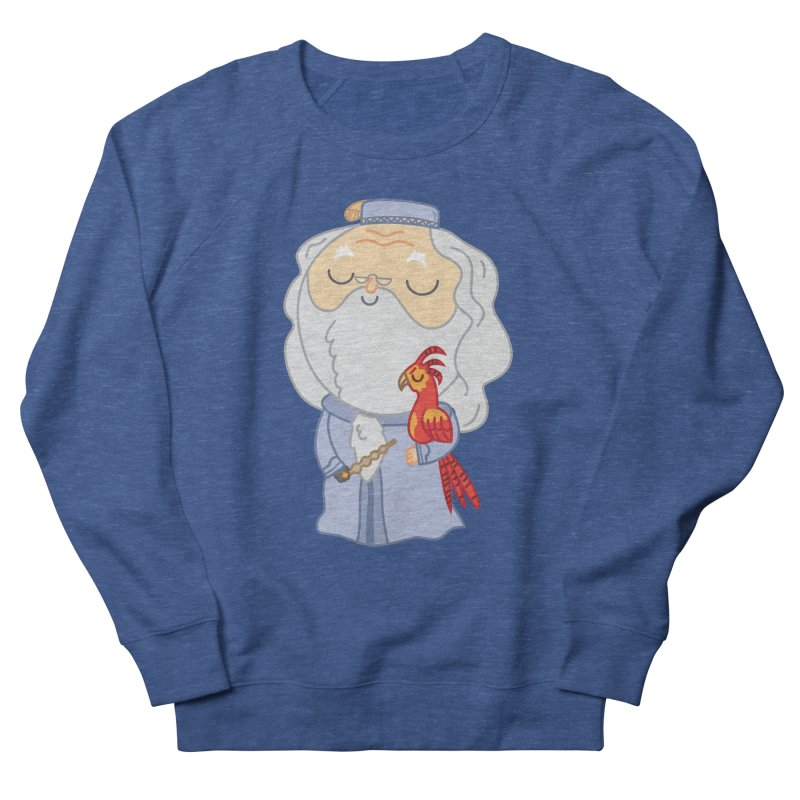 Albus Men's French Terry Sweatshirt by Pepe Rodríguez