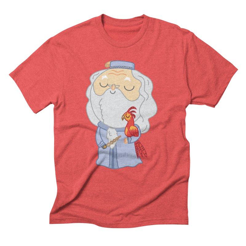 Albus Men's Triblend T-Shirt by Pepe Rodríguez