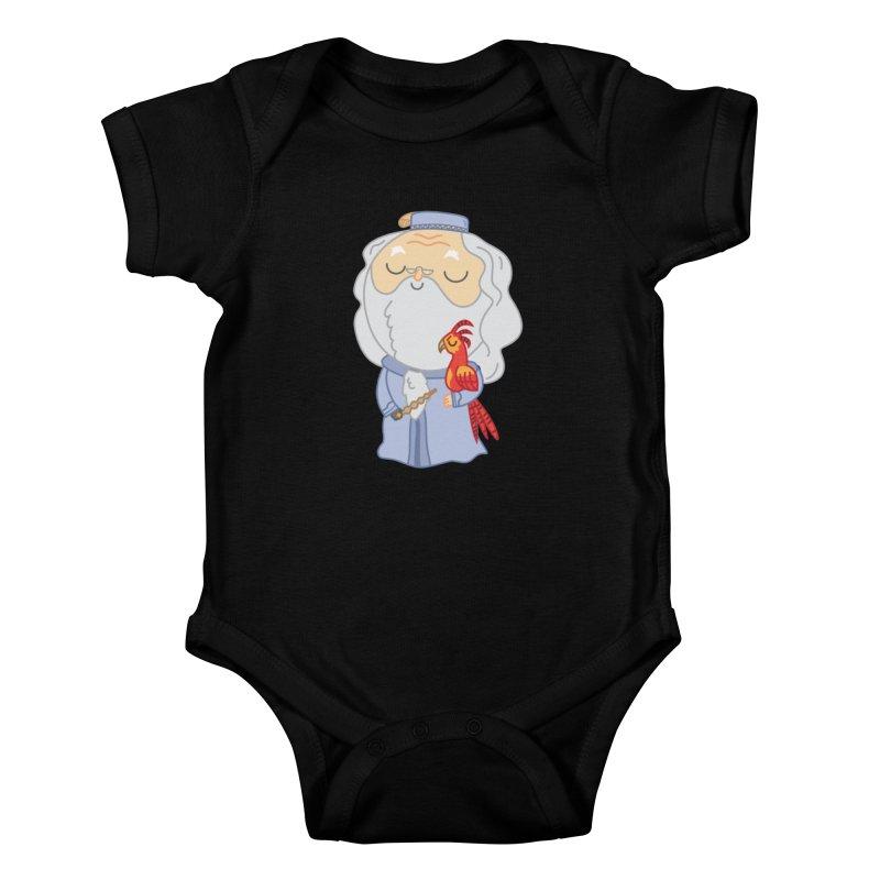 Albus Kids Baby Bodysuit by Pepe Rodríguez