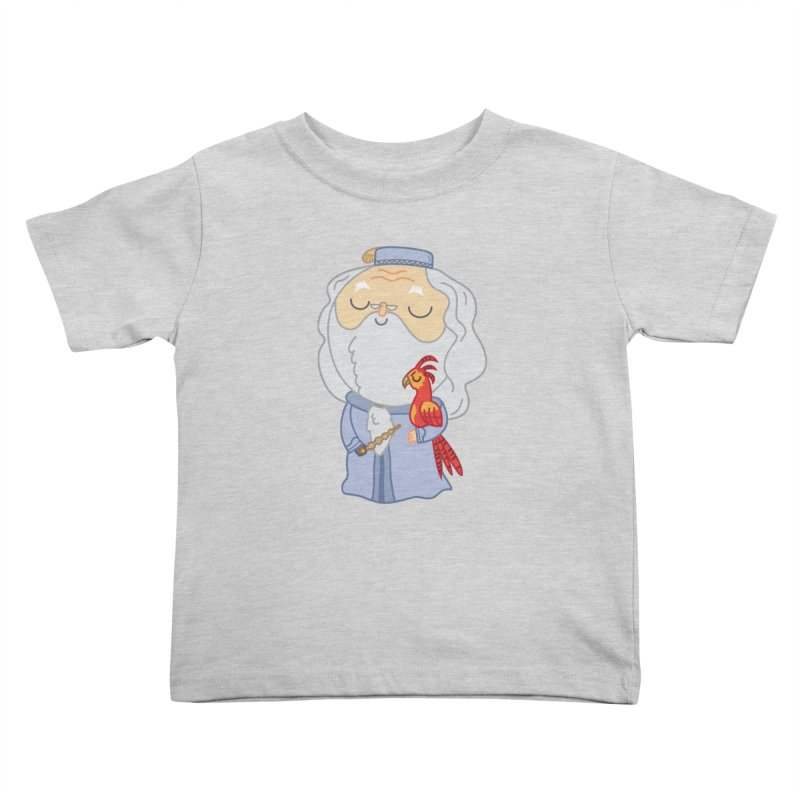 Albus Kids Toddler T-Shirt by Pepe Rodríguez