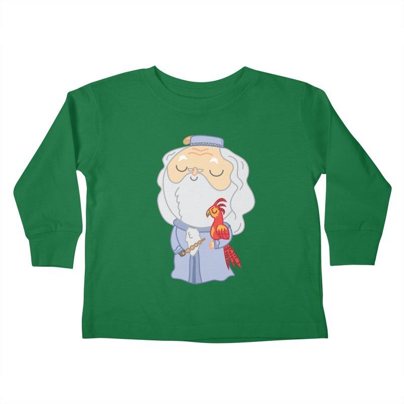 Albus Kids Toddler Longsleeve T-Shirt by Pepe Rodríguez