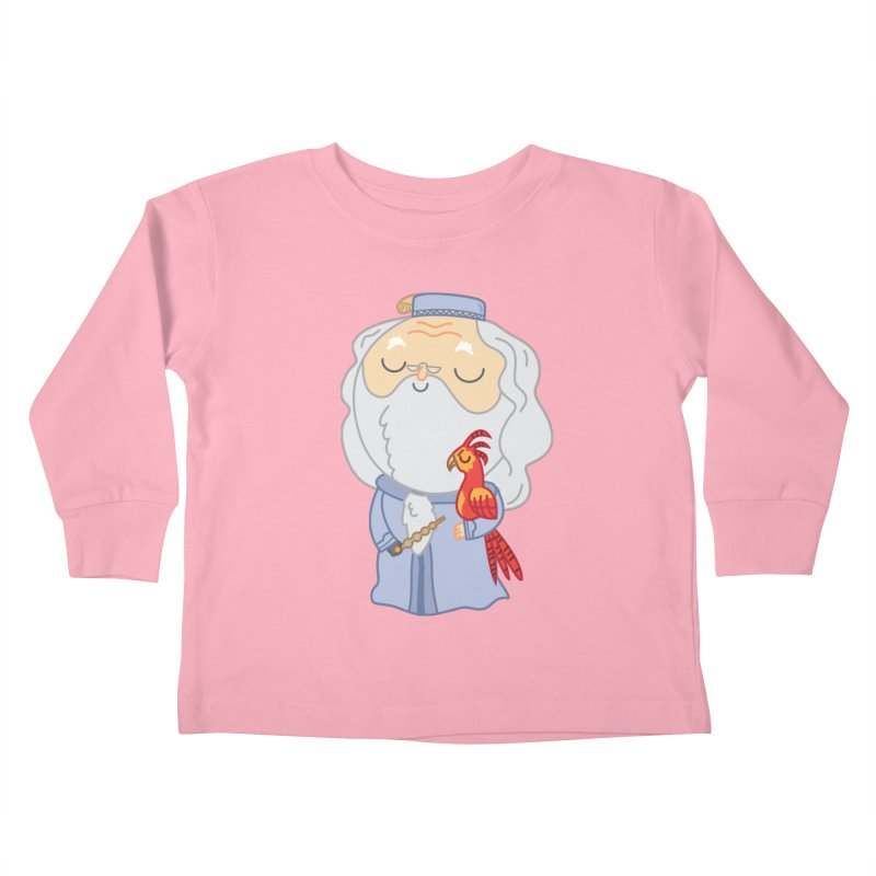 Albus Kids Toddler Longsleeve T-Shirt by Pepe Rodríguez