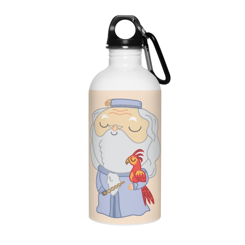 Albus Accessories Water Bottle by Pepe Rodríguez