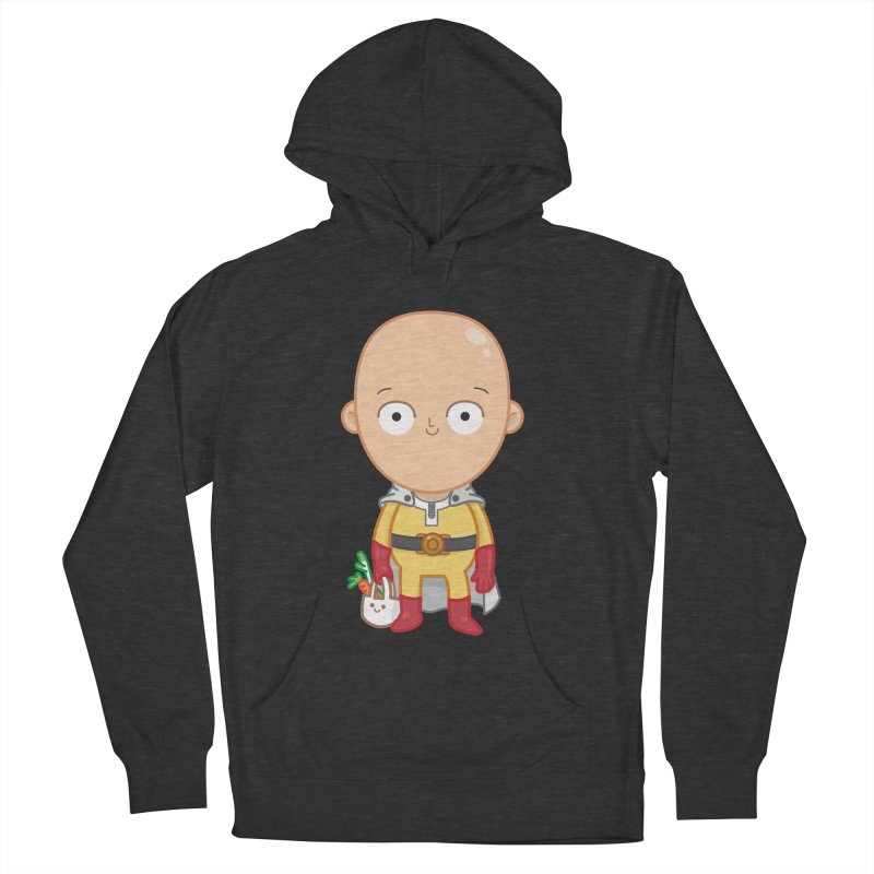 Local Hero Men's French Terry Pullover Hoody by Pepe Rodríguez