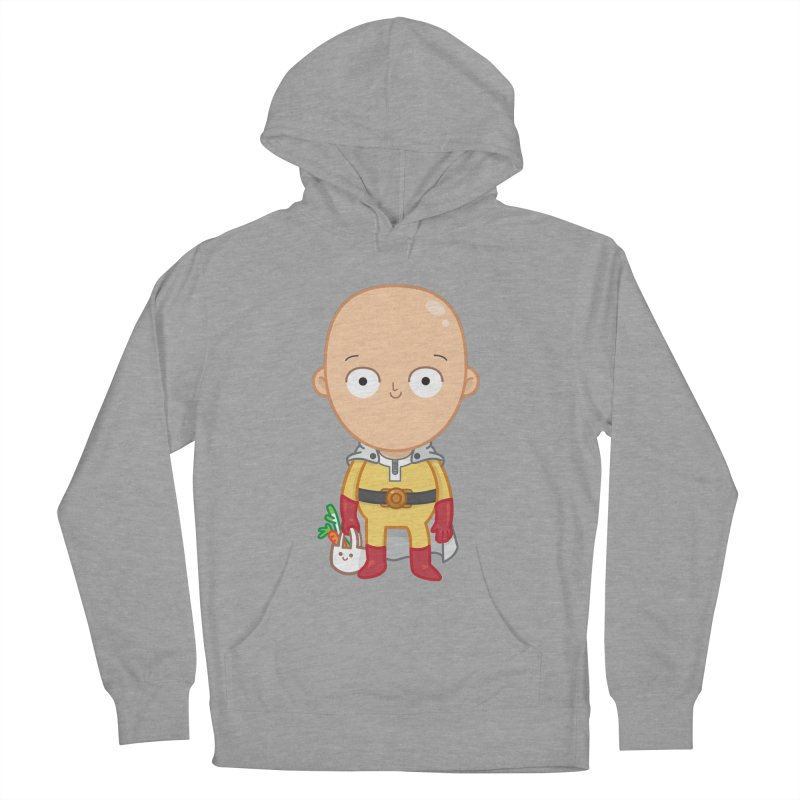Local Hero Men's Pullover Hoody by Pepe Rodríguez