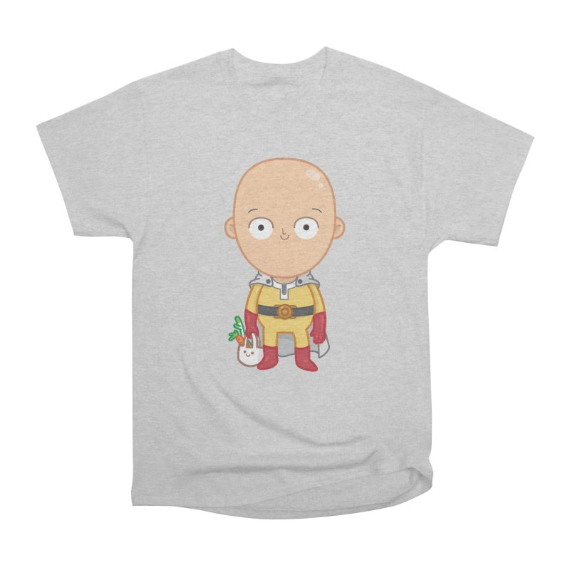 Local Hero Men's Heavyweight T-Shirt by Pepe Rodríguez
