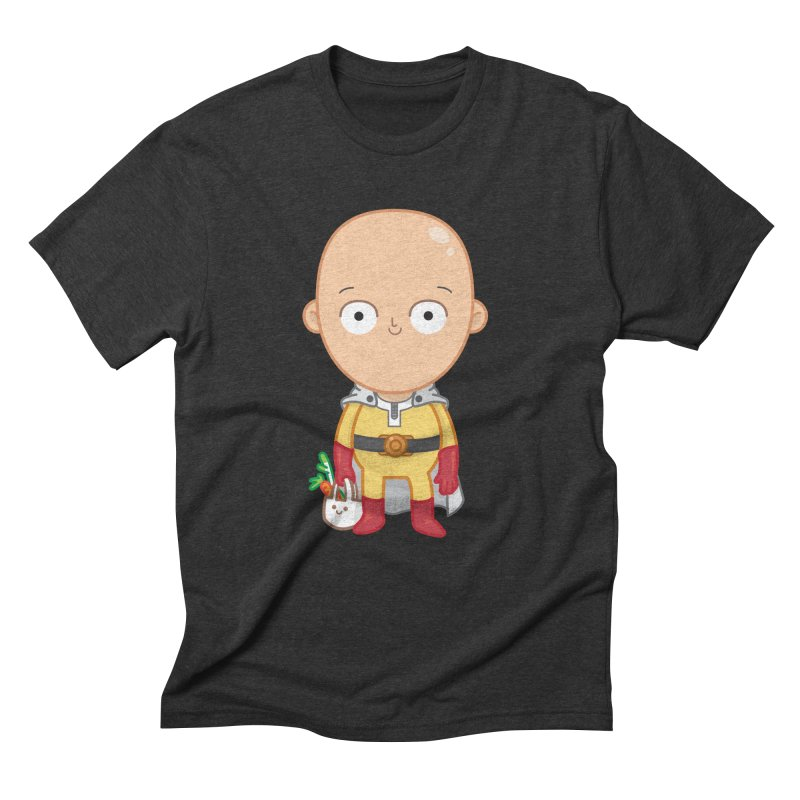 Local Hero Men's Triblend T-Shirt by Pepe Rodríguez