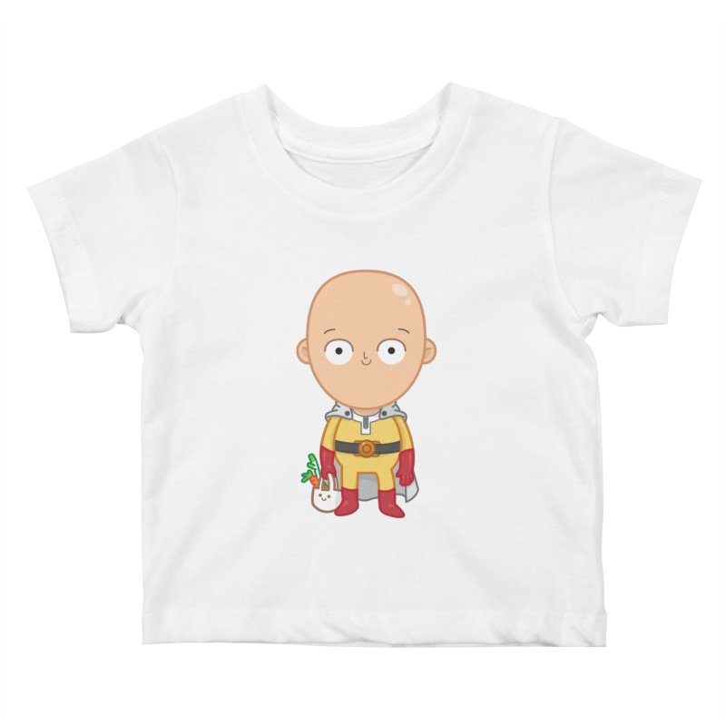 Local Hero Kids Baby T-Shirt by Pepe Rodríguez