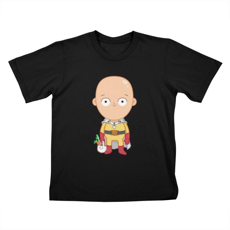 Local Hero Kids T-Shirt by Pepe Rodríguez