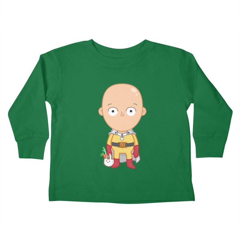 Local Hero Kids Toddler Longsleeve T-Shirt by Pepe Rodríguez