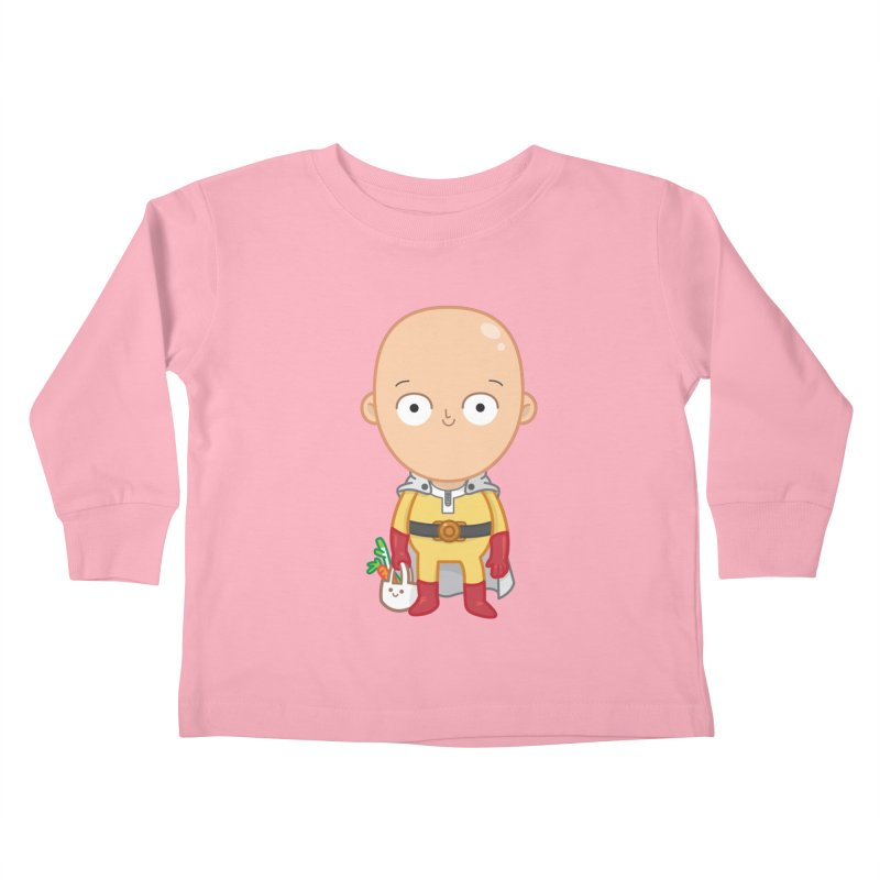 Local Hero Kids Toddler Longsleeve T-Shirt by Pepe Rodríguez