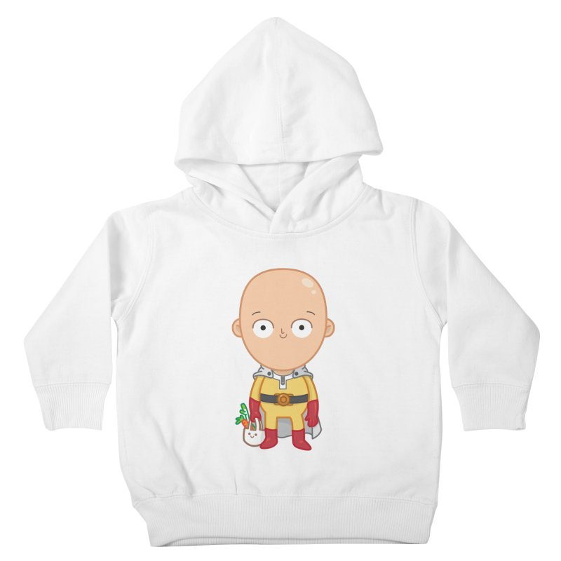 Local Hero Kids Toddler Pullover Hoody by Pepe Rodríguez