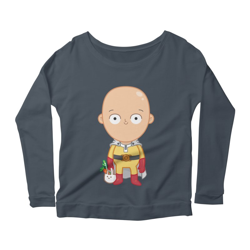 Local Hero Women's Scoop Neck Longsleeve T-Shirt by Pepe Rodríguez
