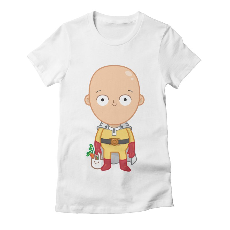 Local Hero Women's Fitted T-Shirt by Pepe Rodríguez