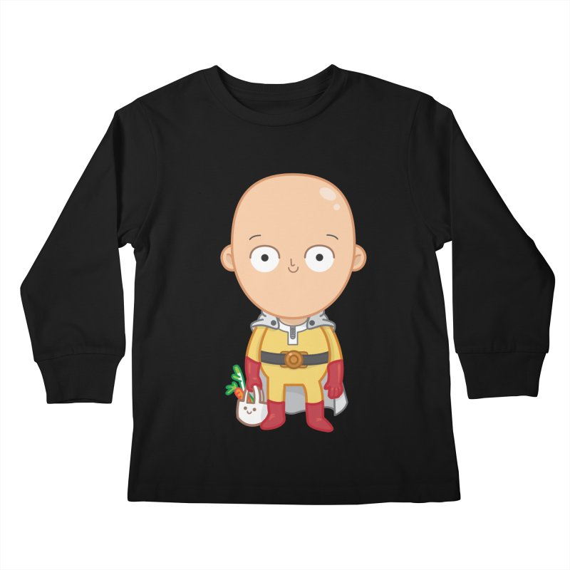Local Hero Kids Longsleeve T-Shirt by Pepe Rodríguez