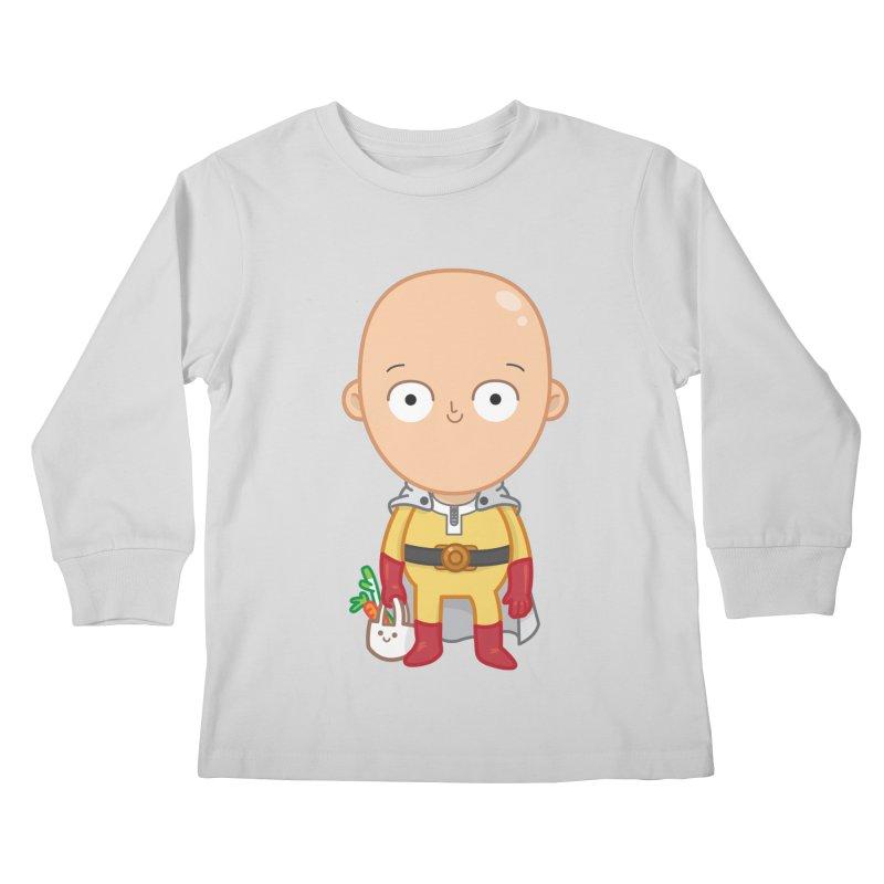Local Hero Kids Longsleeve T-Shirt by Pepe Rodríguez
