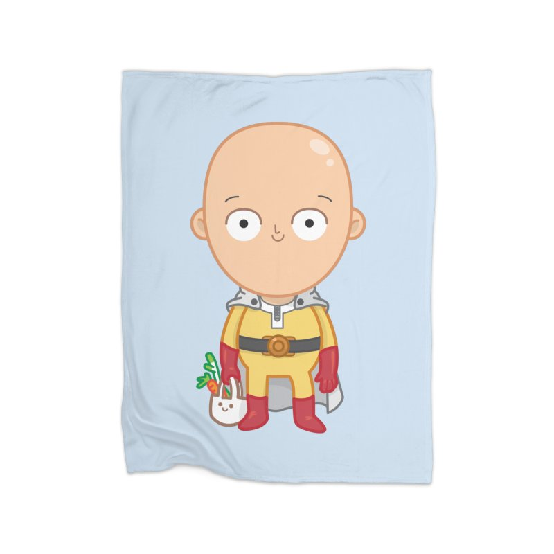 Local Hero Home Blanket by Pepe Rodríguez