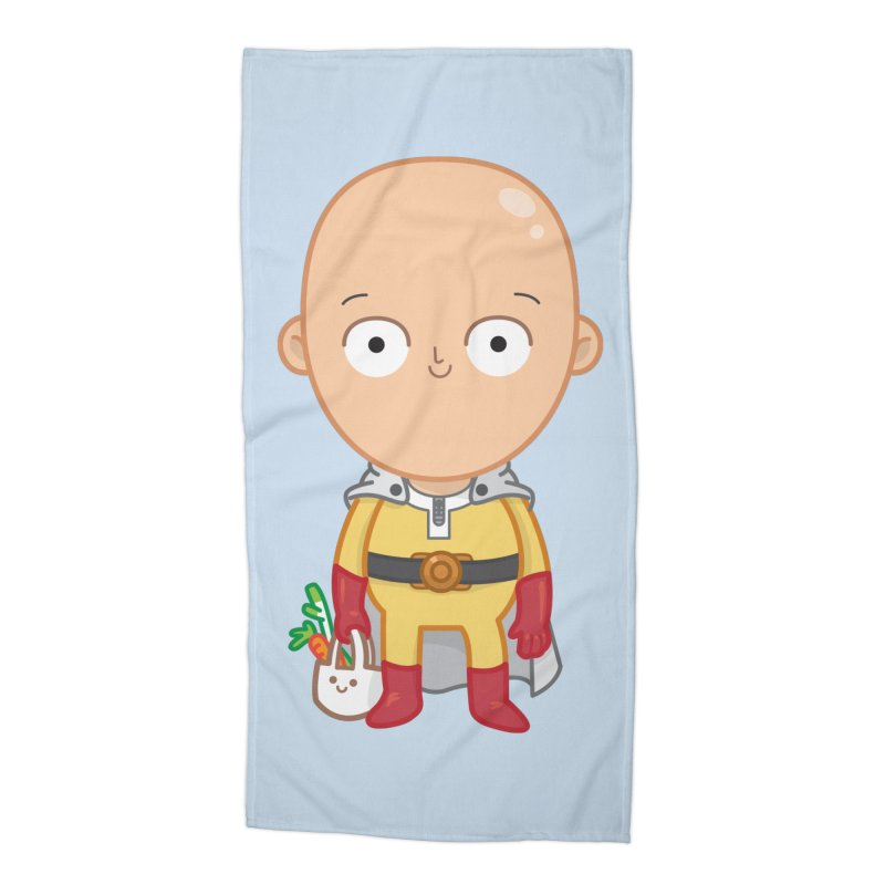 Local Hero Accessories Beach Towel by Pepe Rodríguez