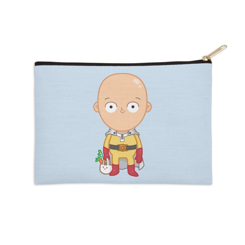 Local Hero Accessories Zip Pouch by Pepe Rodríguez