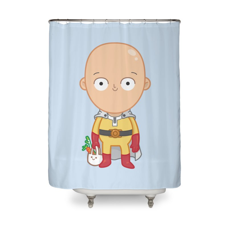 Local Hero Home Shower Curtain by Pepe Rodríguez