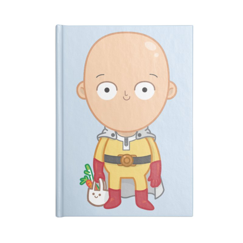 Local Hero Accessories Notebook by Pepe Rodríguez