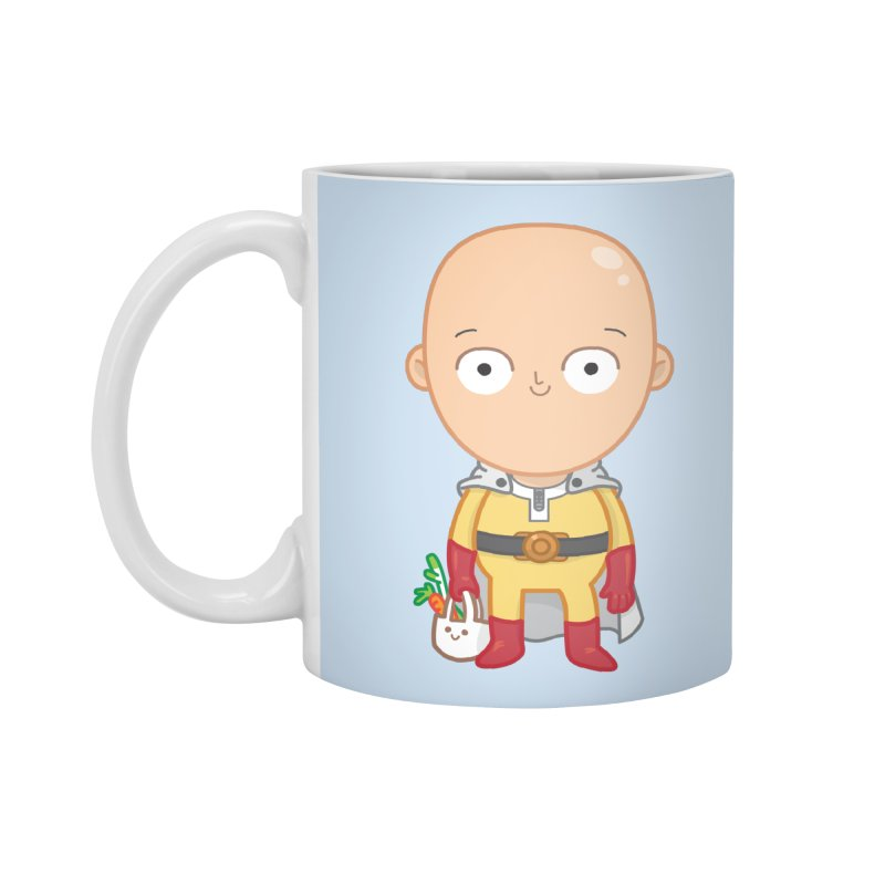 Local Hero Accessories Mug by Pepe Rodríguez