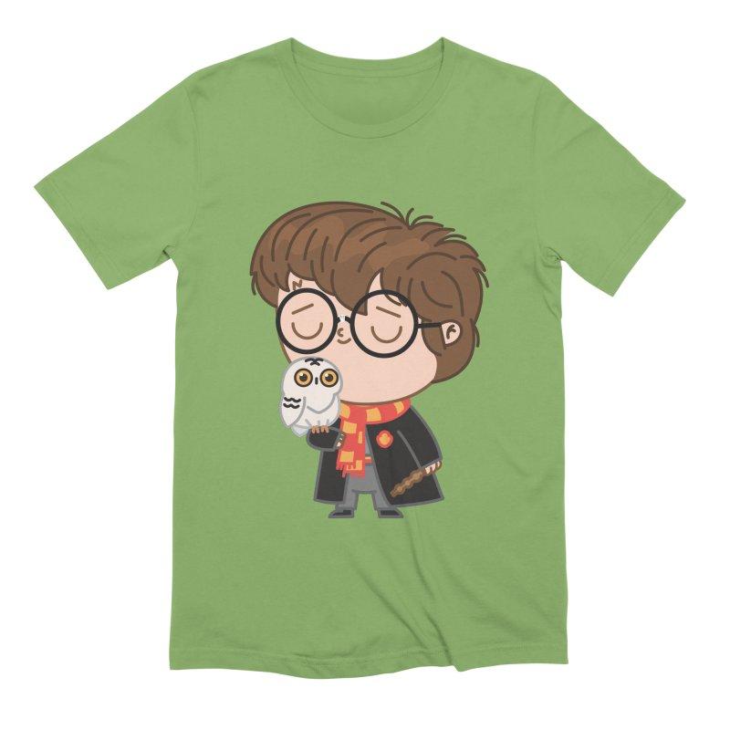 Harry Men's Extra Soft T-Shirt by Pepe Rodríguez