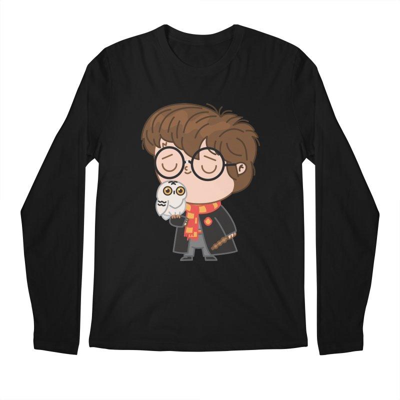 Harry Men's Regular Longsleeve T-Shirt by Pepe Rodríguez
