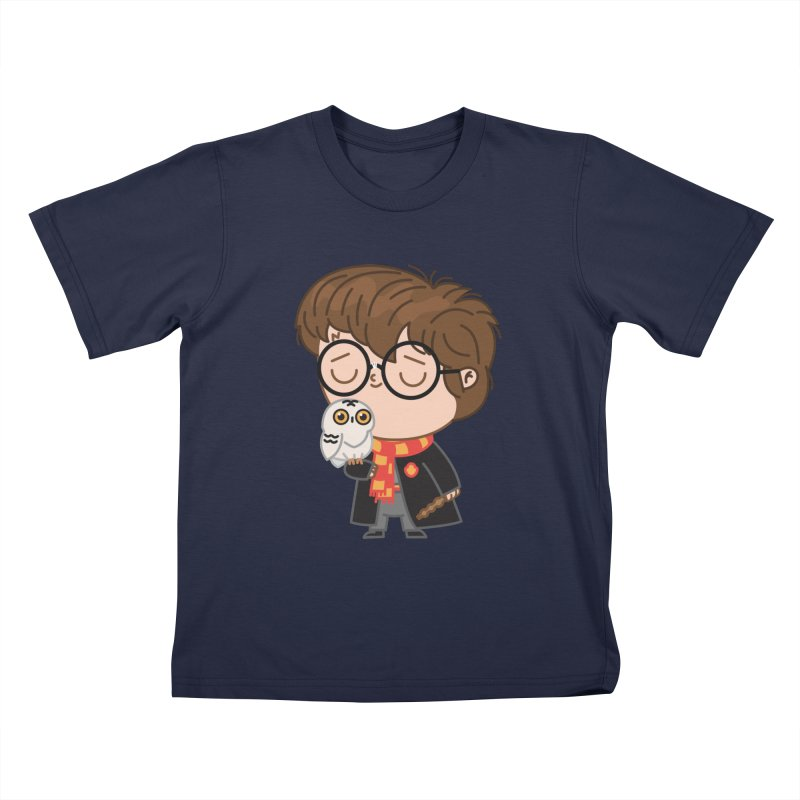 Harry Kids T-Shirt by Pepe Rodríguez