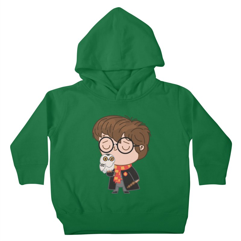Harry Kids Toddler Pullover Hoody by Pepe Rodríguez
