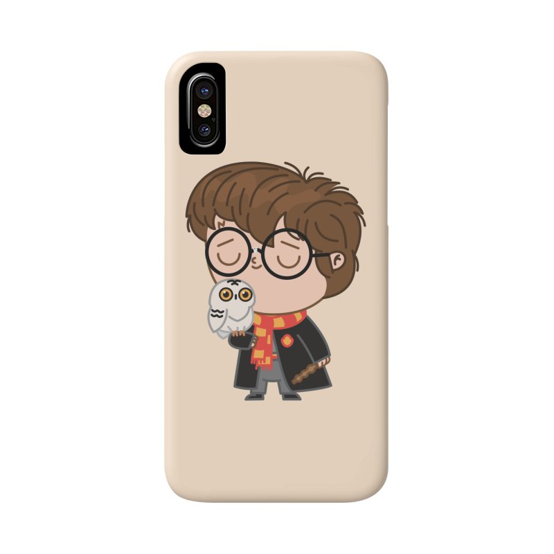 Harry Accessories Phone Case by Pepe Rodríguez