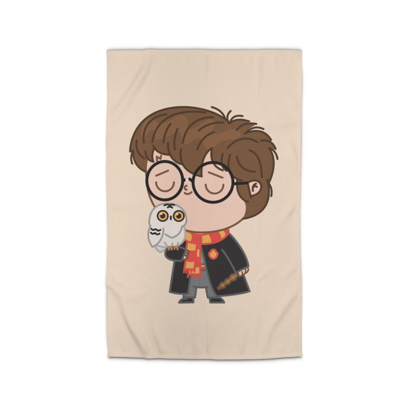 Harry Home Rug by Pepe Rodríguez