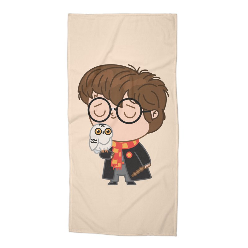 Harry Accessories Beach Towel by Pepe Rodríguez