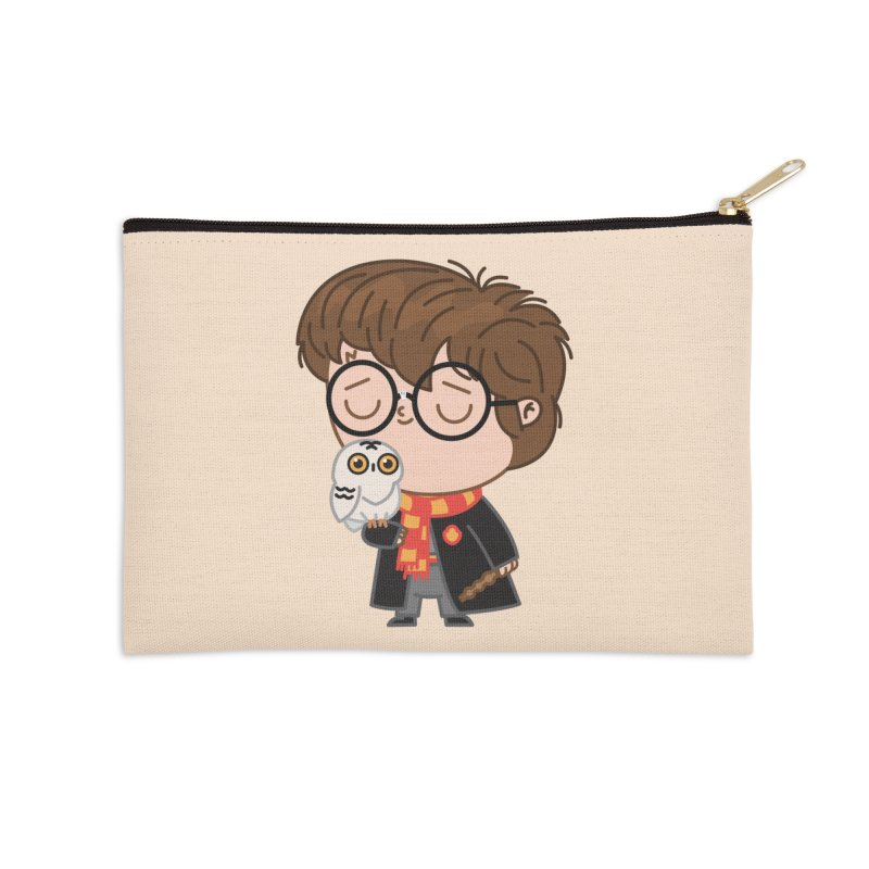 Harry Accessories Zip Pouch by Pepe Rodríguez